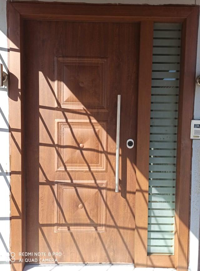 Θωρακισμένη πόρτα εισόδου